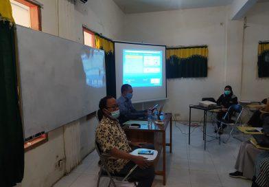 Pembekalan Calon TTK Program Studi DIII Farmasi UIM & PAFI Pamekasan