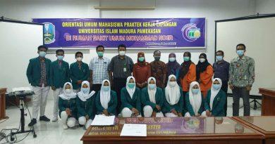 Orientasi Umum Praktek Kerja Lapang Universitas Islam Madura