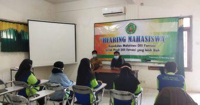 Hearing Mahasiswa